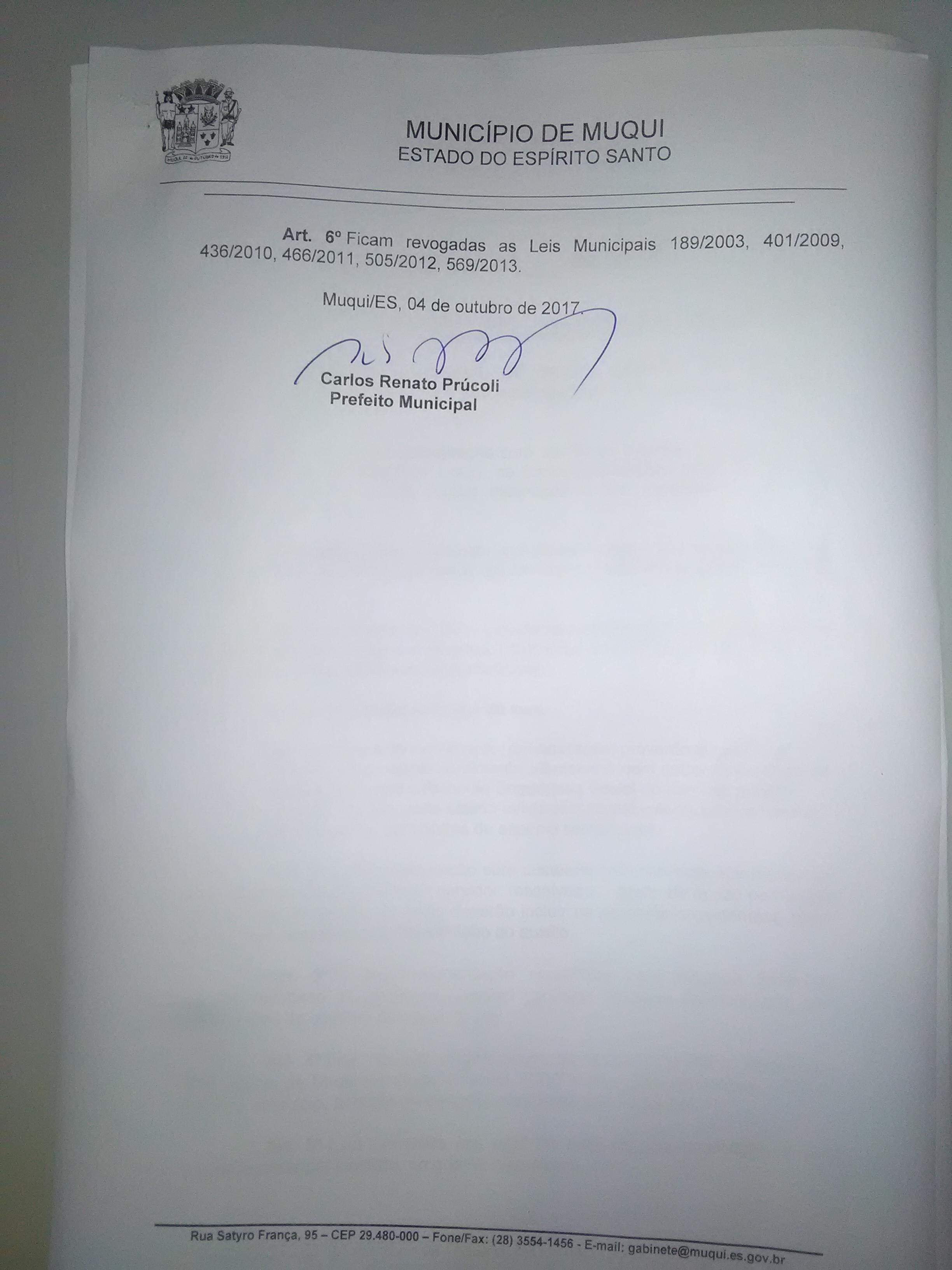 projeto de lei