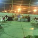 Jantar de comemoração ao dia do Professor, com todos os funcionários da secretaria de educação educação, aconteceu no ginásio da escola Frei Pedro.